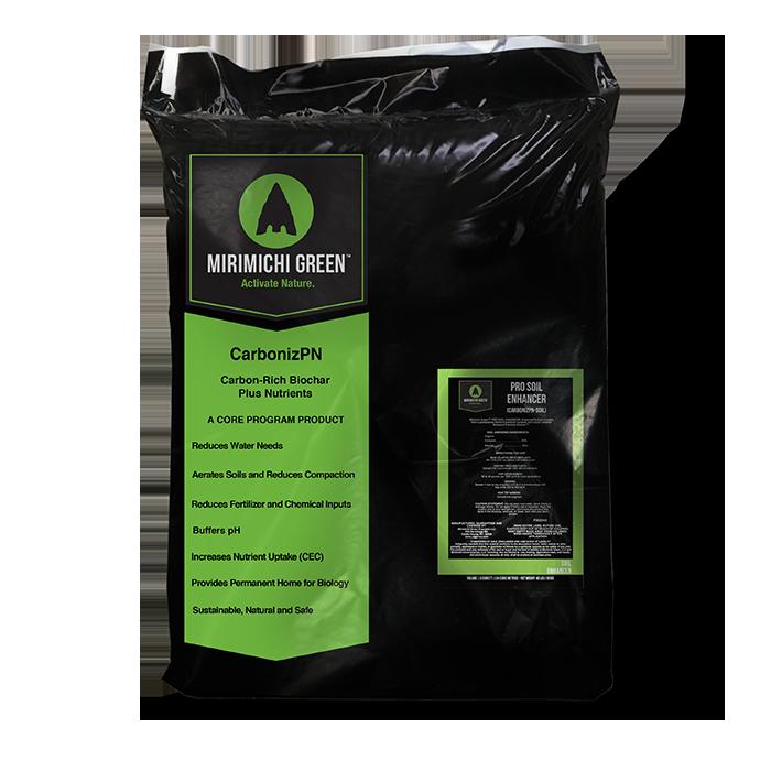 Mirimichi Green CarbonizPN Soil Enhancer