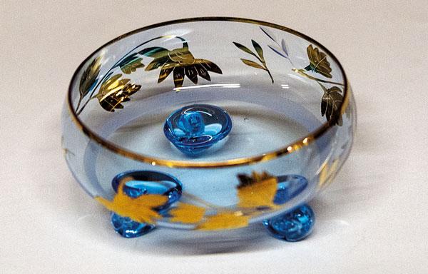Ceramics Precious Metals DITSONG National Museum Cultural History Glass-serving-bowl