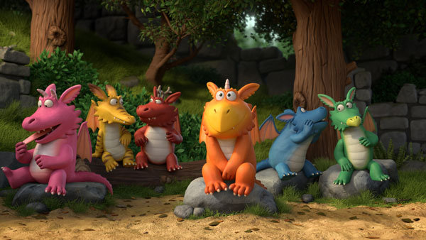 Zog South African animated film Emmy