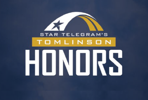 Star Telegram's Tomlinson Honors