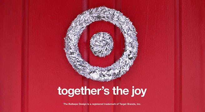 """Together's the joy"" Target Campaign"