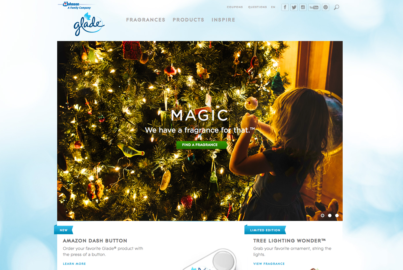 Glade Homepage