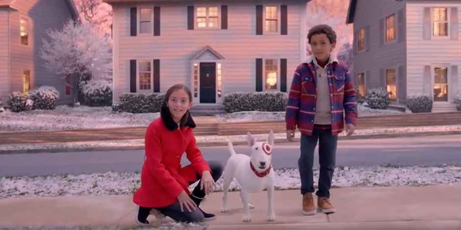 Target Holiday Campaign