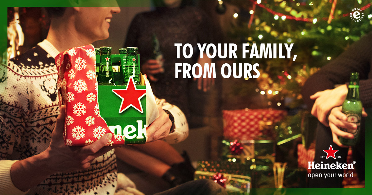 Heineken Holiday Campaign