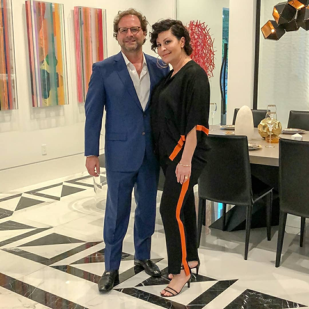 Texas Design Week Houston Kickoff Party with Olivia + Poppy and Ohorona24.in.ua Interior