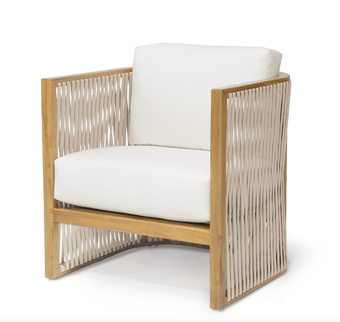 Palecek Dominico Outdoor Lounge Chair