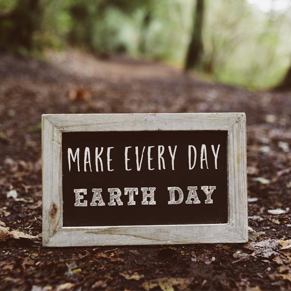 Rainbow Light Blog - Earth Day