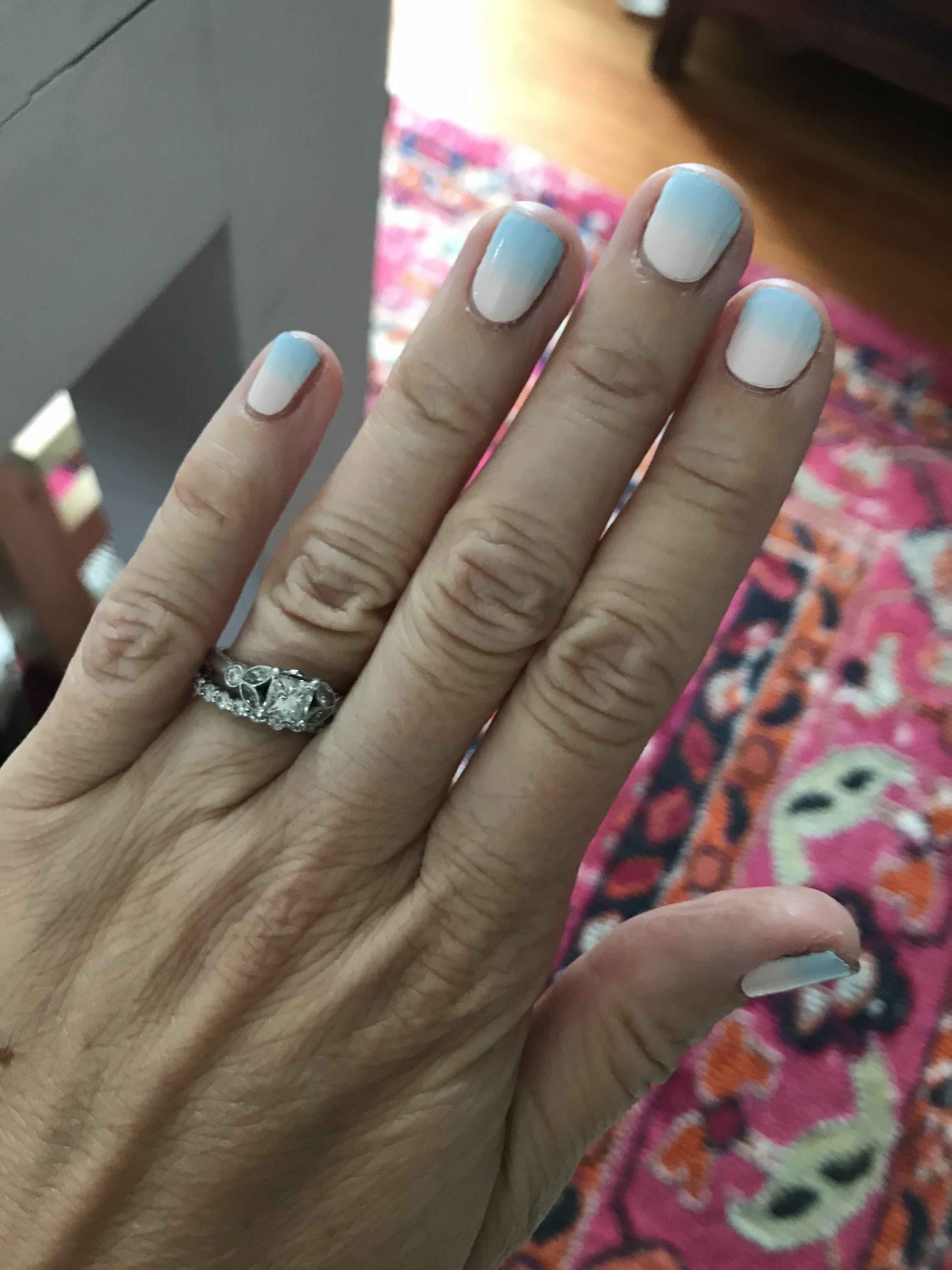 The Best Quick Manicure Ever Color Street Nail Polish