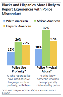 police misconduct among race - American Police Officers Alliance