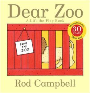 board books Dear Zoo