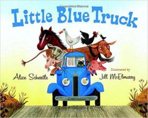 board books Little Blue Truck