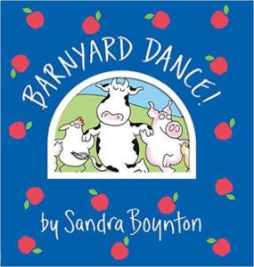 board books Barnyard Dance!