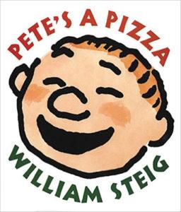 board books Pete's A Pizza