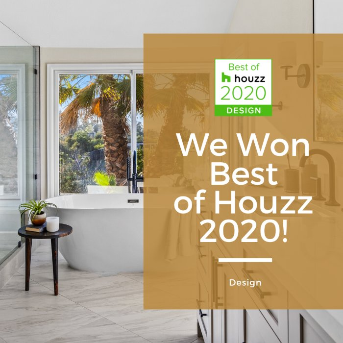HOUZZ Best Of 2020 graphic