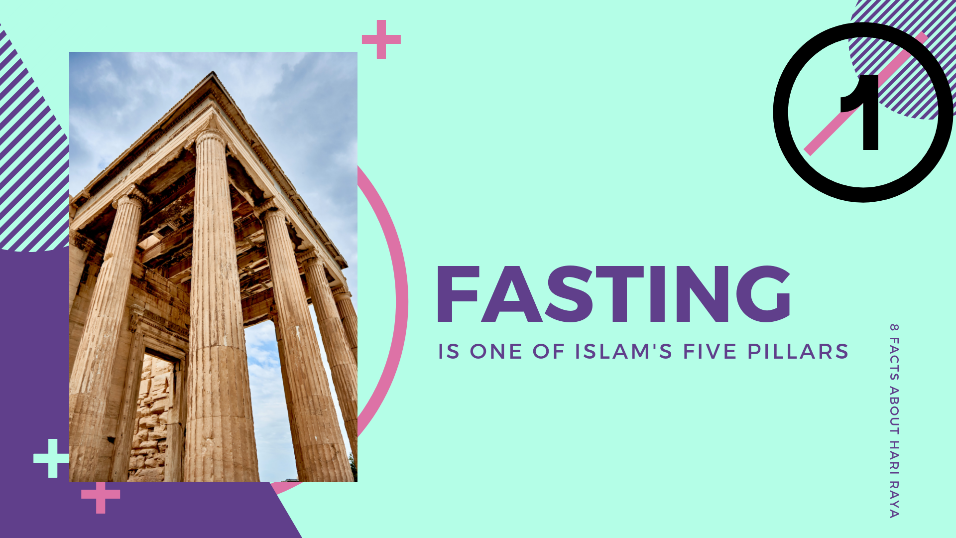 8 interesting facts about hari raya - fasting is one of five pillars