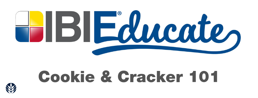 IBIEducate Cookie and Cracker 101