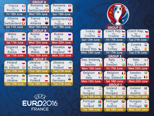how to stream and save euro 2016