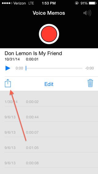 iphone voice memo how to convert amp save iphone voice memos to text 12445