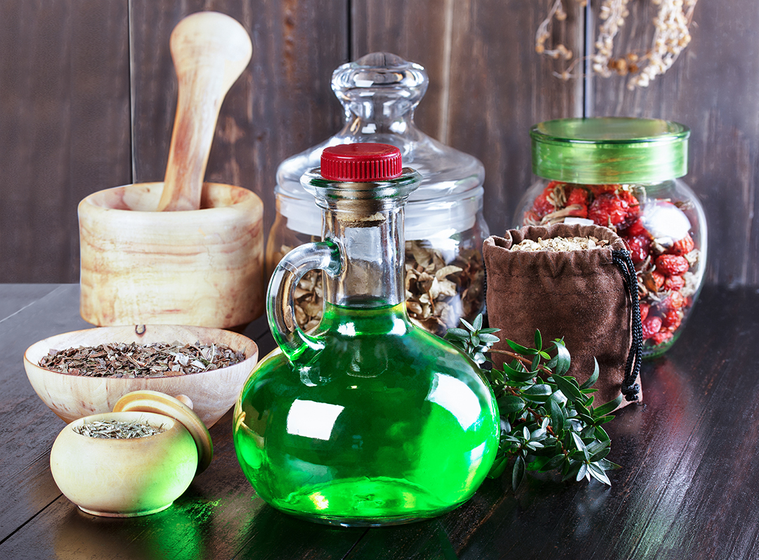 Homemade Tinctures: The Superior Way To Consume Cannabis | Herb