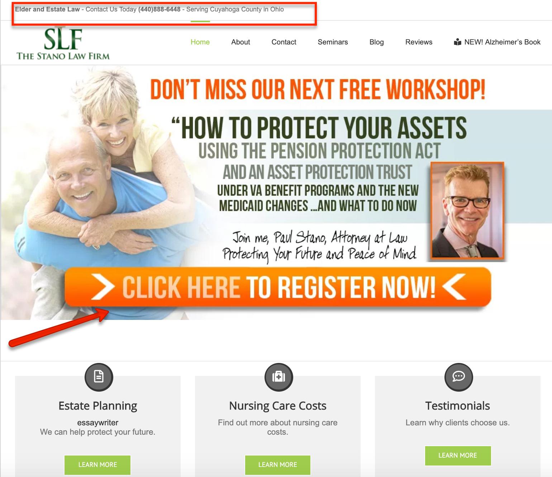website design, website template