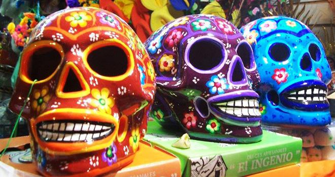 25 Spanish Words for el Día de los Muertos (Day of the Dead ...