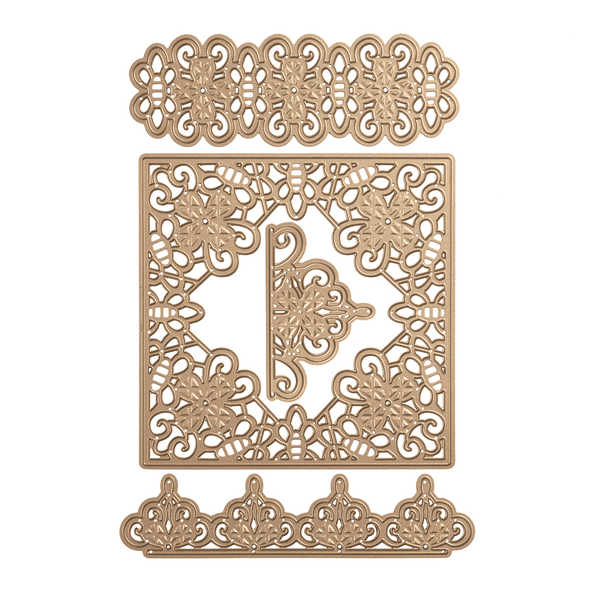 Classic Lace September Large Die of the Month