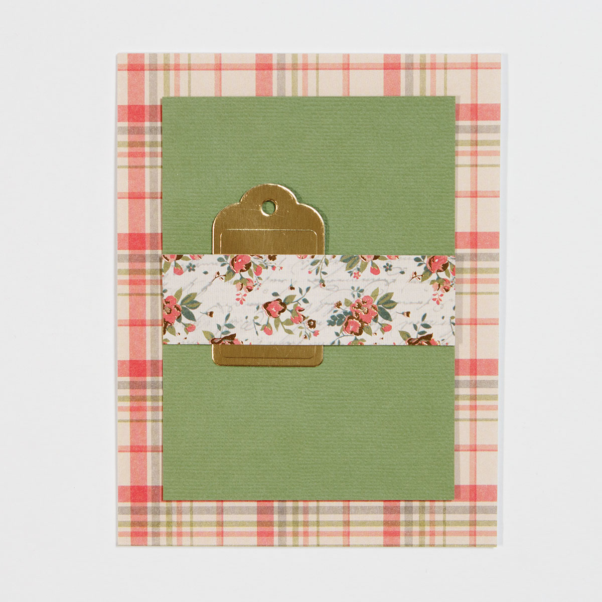 AWESOME DAY CARD: Fall Harvest, August Card Kit of the Month