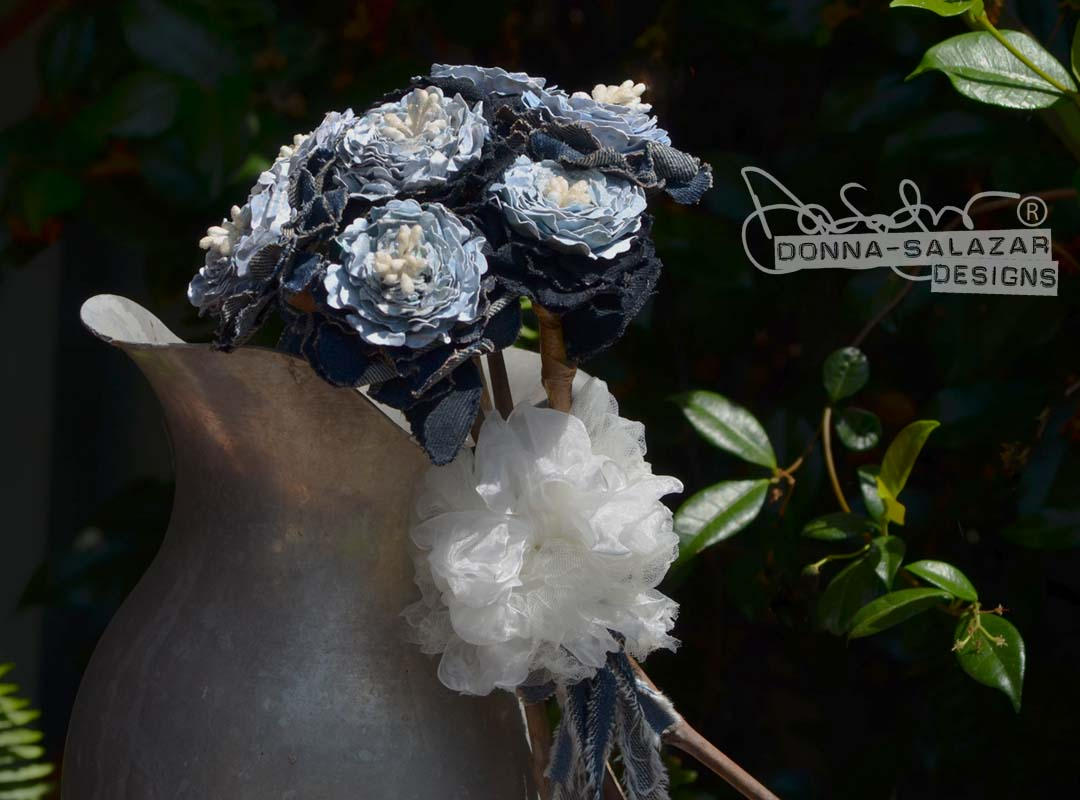 Rustic Wedding Bouquet by Donna Salazar Image 2