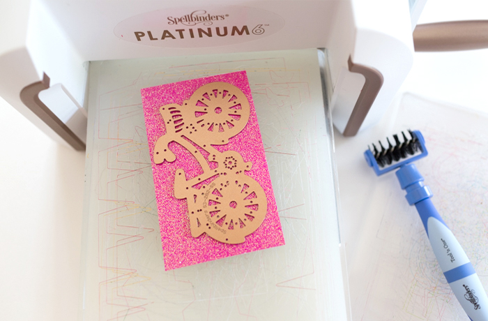 Creating a Happy Grams Personalized Birthday Card by Alli Roth Step 5