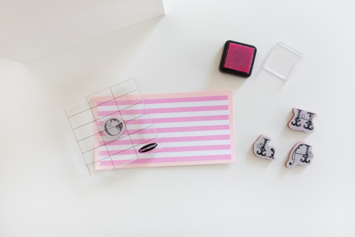 Delightful Ooh La La Party Favor Boxes by Alli Roth Step 2