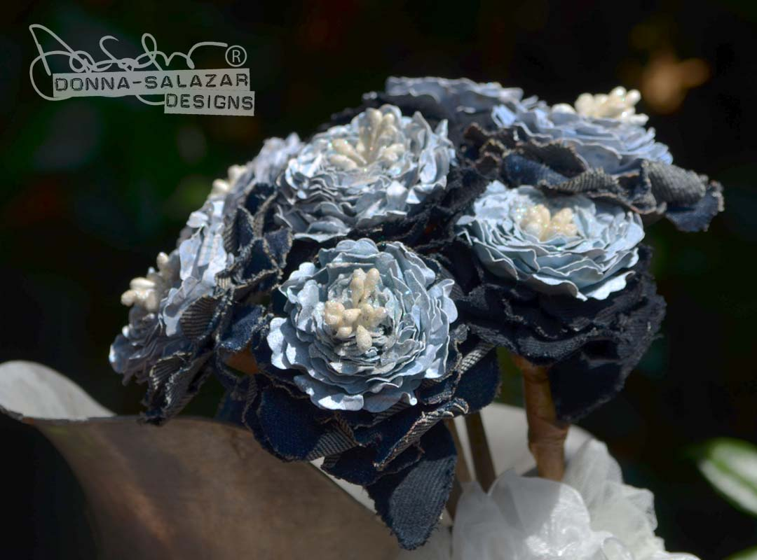 Rustic Wedding Bouquet by Donna Salazar Image 1