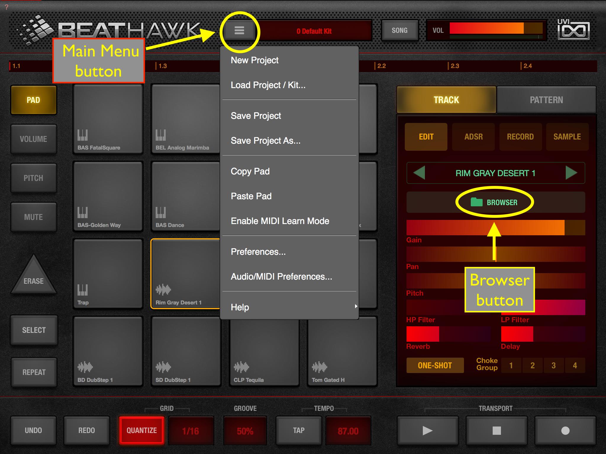 Revolutionize boring GarageBand tracks with killer drum