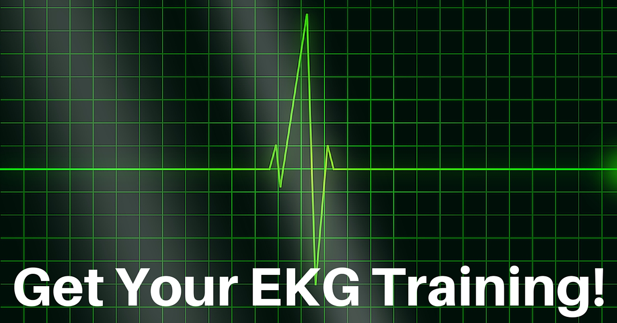 Get Your Cardiographic Technician Ekg Technician Training Daymar