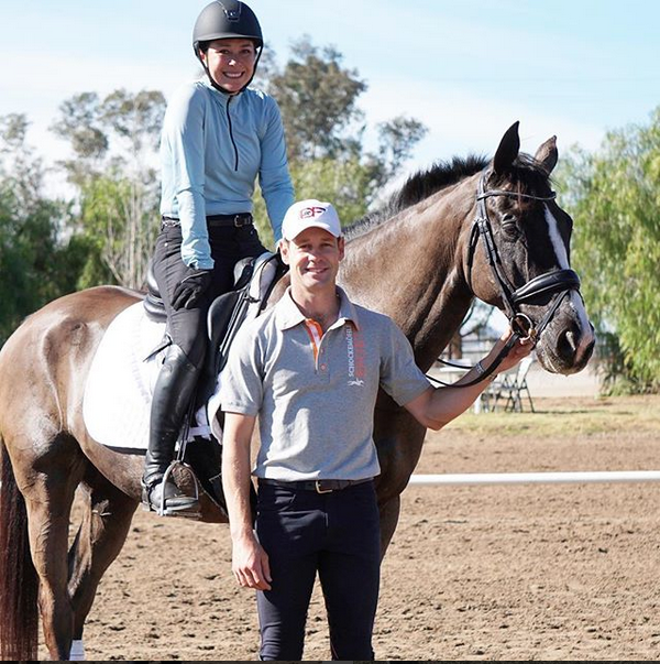 A Riding Weekend with Australian Olympian Chris Burton