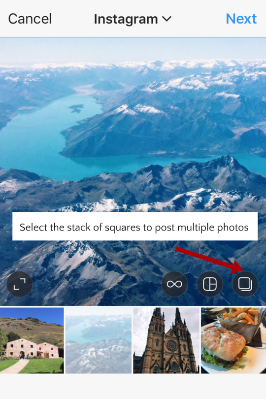 How to use Instagram's Slideshow Feature to boost your business